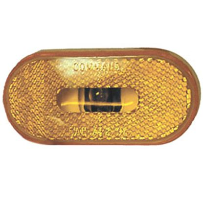 Picture of Command  Amber Replacement Tail Light Lens for Command 003-53P 89-121A 18-0201