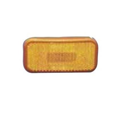"""Picture of Command  Amber 3-7/8""""L x 1-7/8""""W x 1-3/4""""H Clearance Side Marker Light 003-59 18-0204"""