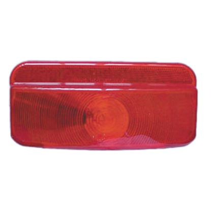 Picture of Command  Red Surface Mount Tail Light Assembly 003-81 18-0220