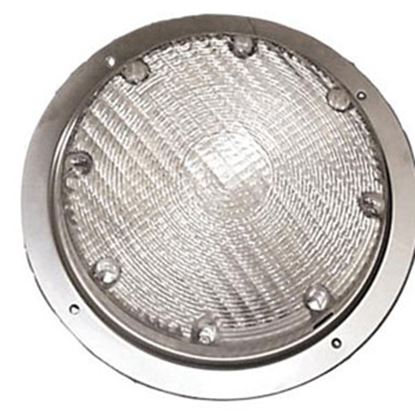 Picture of Arcon  Clear Lens Round LED Porch Light 20671 18-0844
