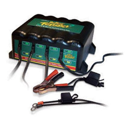 Picture of Battery Tender International 4-Bank Battery Tender 022-0148-DL-WH 19-0283