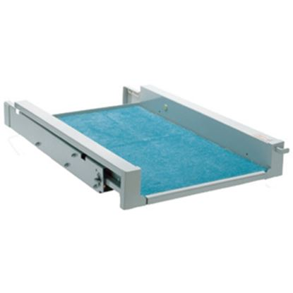 """Picture of Kwikee  1000 lb Powder Coated 54""""D Cargo Slide w/o Flooring 370769 19-0716"""