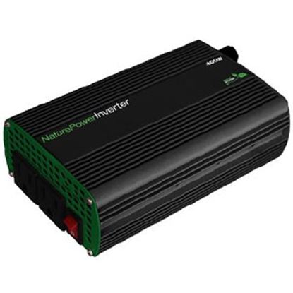 Picture of Nature Power  400W Modified Sine Wave Inverter 38204 19-1481