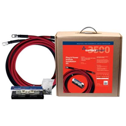 Picture of Samlex Solar  Inverter Installation Kit for 2500-3500W & 5000-7000W Samlex Inverter DC-3500-KIT 19-2532