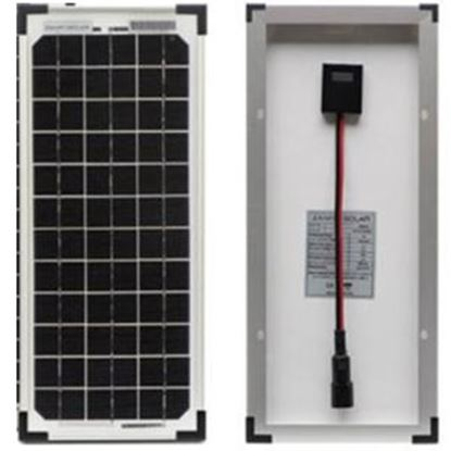 Picture of Zamp Solar  10W 0.6A Portable Solar Kit  19-2832