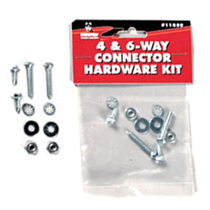 Picture of Husky Towing  4 & 6 Way Connector Harware Kit 11859 19-3184