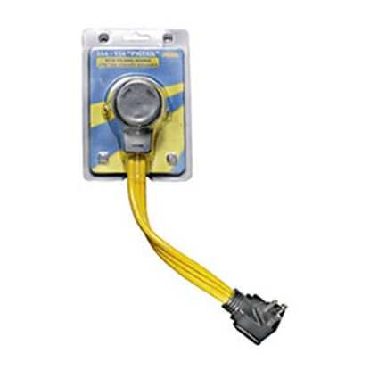 Picture of Arcon  15F/30M Plug Power Cord Adapter 14366 19-3313