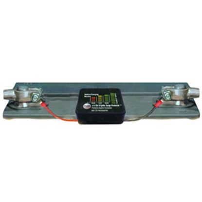 "Picture of Battery Doctor  3-in-1 Battery Surge Protector/Monitor w/ 20"" leads 20099 19-3515"