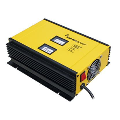 Picture of Samlex Solar  120/230V 2/3-Stage 80A 2-Bank Battery Charger SEC-1280UL 19-4736