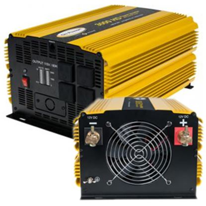 Picture of GoPower!  3000W Modified Sine Wave Inverter GP-3000HD 19-6640