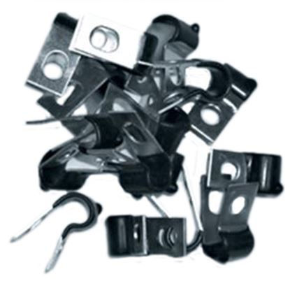 "Picture of Camco  25-Pack 5/16"" Metal Cable Clamp 65042 19-7555"
