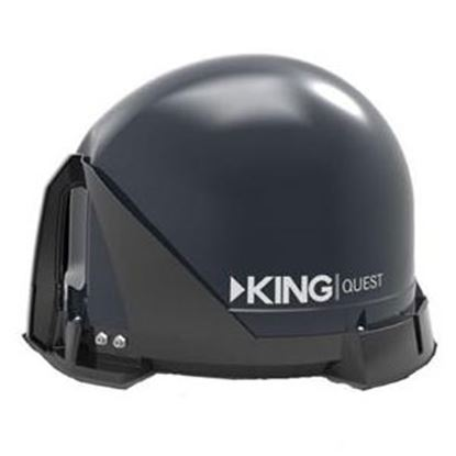 Picture of King Quest (TM) Portable Satellite TV Antenna VQ4200 19-9216