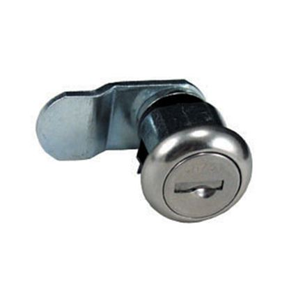 """Picture of JR Products  1-1/8"""" Standard Key Hatch Cam Lock 00100 20-0449"""