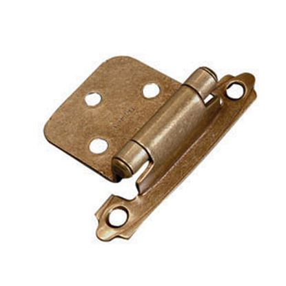 Picture of AP Products  2-Pack Bronze Free Swing Flush Mount Hinge 013-045 20-0539