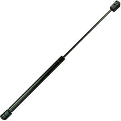 """Picture of JR Products  16"""" 60 Lbs Gas Spring With Plastic Socket Ends GSNI-4991-60 20-1111"""