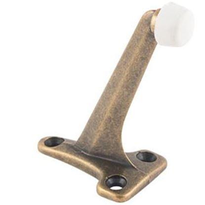 Picture of AP Products  Antique Brass Floor Mount Door Stop 013-193-AB 20-1394