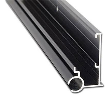 Picture of AP Products  16' Black Aluminum Awning Rail 021-56302-16 20-6957