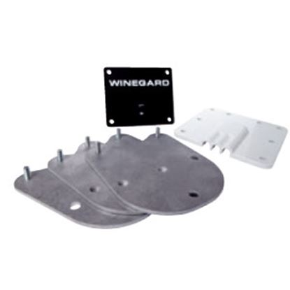 Picture of Winegard  Roof Permanent Mount Satellite TV Antenna Mount RK-2000 24-0065