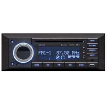 Picture of Jensen  AM/ FM Radio w/ Bluetooth JWM70A 24-0535