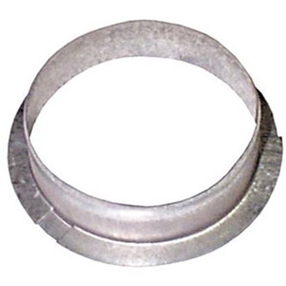 "Picture of Dometic  4"" Aluminum Furnace Duct Collar For Atwood 31474 41-1495"