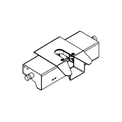 Picture of Reese 16K Series Head Only 16K 4-Way Pivot 5th Wheel Hitch (Service 58146 45-3626