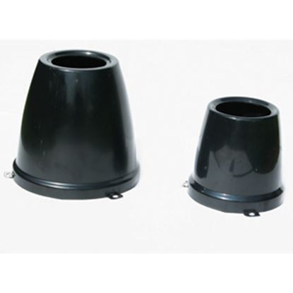 Picture of AP Products  Black ABS 655 SL Hub Cover 014-139389 46-0798