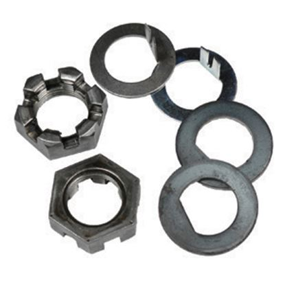 Picture of AP Products  2-Pack Spindle Nuts and Washers. 014-119335 46-6888