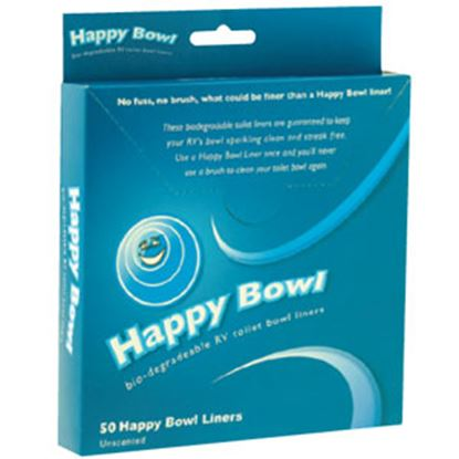 Picture of Happy Bowl  Plastic Toilet Bowl Liner HB-1212 69-5251