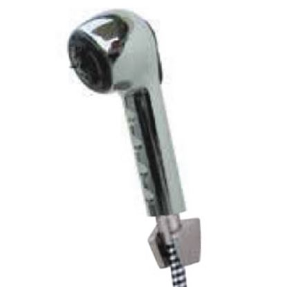 "Picture of Relaqua  Chrome Handheld Shower Head w/2 Spray Settings & 60"" Hose AS-150C 69-7095"