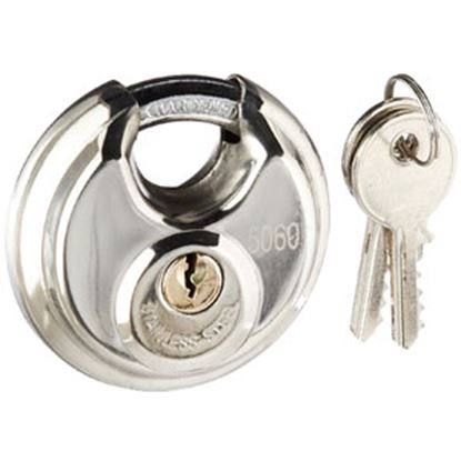 Picture of Blaylock  Stainless Steel Key Padlock TL-45 69-8518