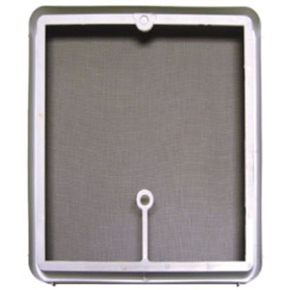 Picture of Heng's  White Roof Vent Screen Frame For Jensen JRP1124R 69-9162