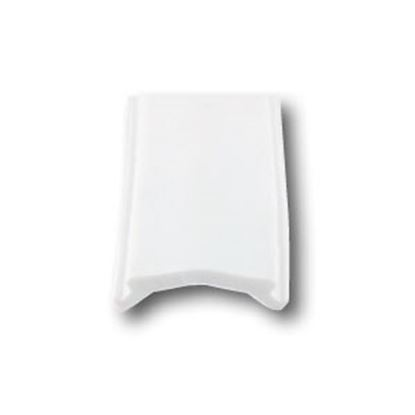 "Picture of AP Products  Polar White 3/4""W X 50'L Trim Molding Insert 011-398 70-2788"