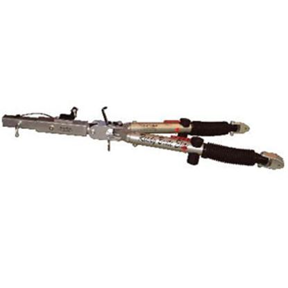 """Picture of NSA Ready Brute Elite 8000LB 2"""" Receiver Mount Aluminum Tow Bar RB-9050 71-1961"""