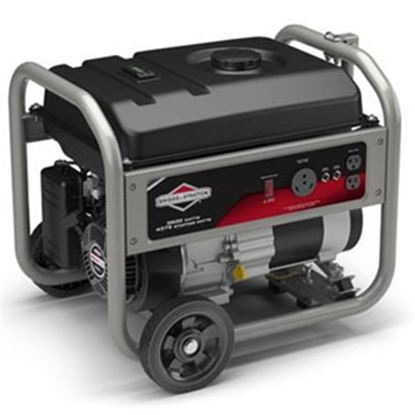 Picture of Briggs & Stratton  3500W Gasoline Recoil Start Generator 030676 71-2672