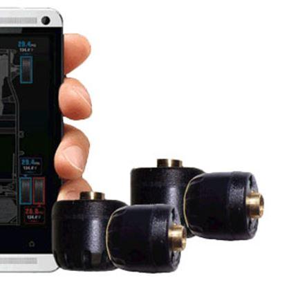 Picture of Pressure Pro  Tire Pressure Monitoring System w/ 4 Sensors FX4K 71-5719