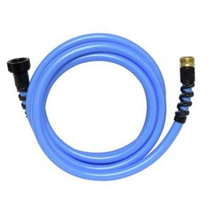 "Picture of Valterra  Blue 1/2"" Dia 10' L Fresh Water Hose W01-8120 71-5785"