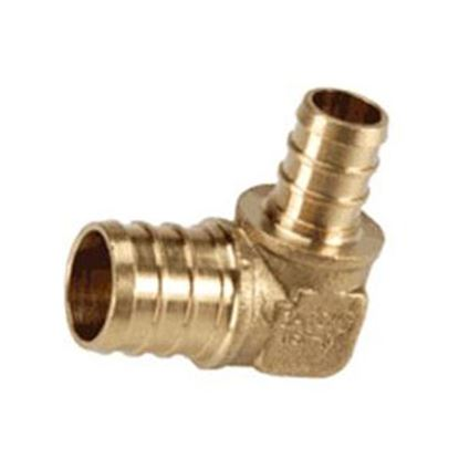 "Picture of BestPEX  3/4"" PEX x 3/4"" Brass Fresh Water Straight Fitting 41143 88-9130"