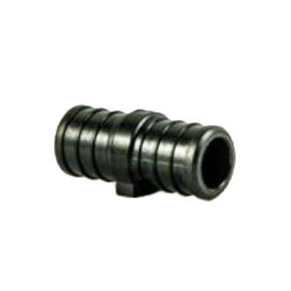 "Picture of BestPEX  3/8"" PEX Black Plastic Fresh Water Straight Fitting 28855 88-9263"