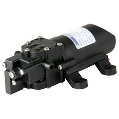 Picture of SHURflo  12V 1.0 GPM 30 PSI Fresh Water Pump 105-013 93-4919