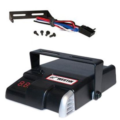 Picture of Westin W6 Series Digital Trailer Brake Control 65-75520 95-6919